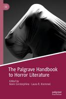 The Palgrave Handbook to Horror Literature PDF