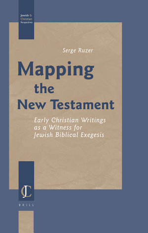 Mapping the New Testament