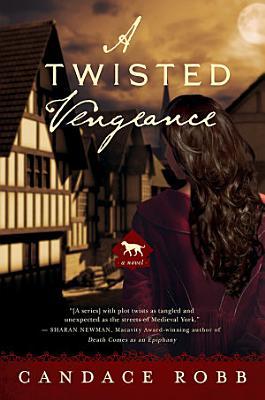 A Twisted Vengeance  A Kate Clifford Novel