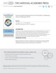 Environmental Engineering for the 21st Century PDF