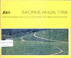 Informe Anual 1988 PDF