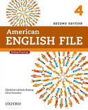 American English File 4  Student Book with Online Practice PDF