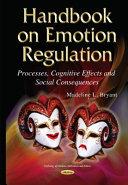 Handbook on Emotion Regulation