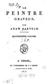 Le peintre graveur: Oeuvres de Marc-Antoine, et de ses deux principaux élèves Augustin de Venise et Marc de Ravenne. 14