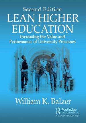 Lean Higher Education PDF