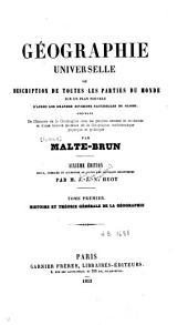 Géographie universelle: ou description de toutes les parties du monde, Volume1