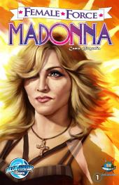 Female Force: Madonna: Madonna - Spanish edition