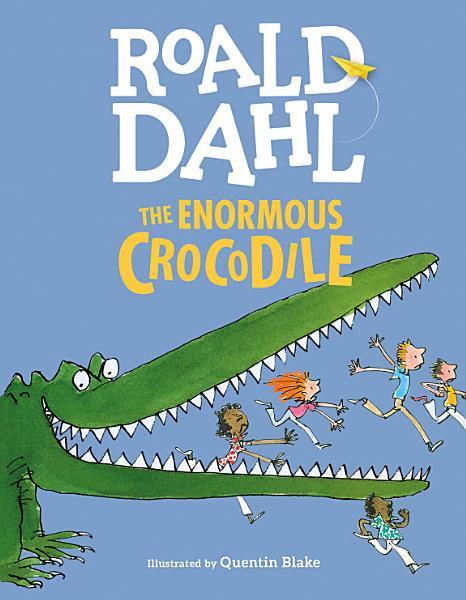 Download The Enormous Crocodile Book