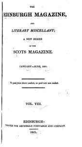 The Edinburgh Magazine and Literary Miscellany: Volume 87