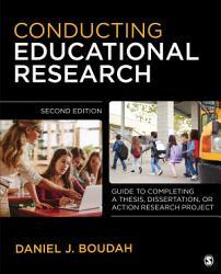 Conducting Educational Research Book PDF