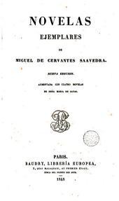 Novelas ejemplares: Volumen 1