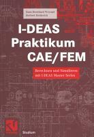 I DEAS Praktikum CAE FEM PDF
