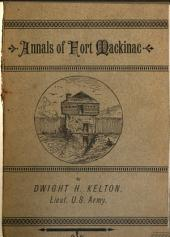 Annals of Fort Mackinac