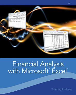 Financial Analysis with Microsoft Excel PDF