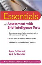 Essentials of Assessment with Brief Intelligence Tests PDF
