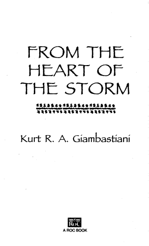 From the Heart of the Storm PDF