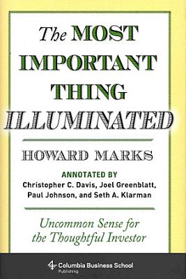 The Most Important Thing Illuminated