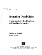 Learning Disabilities PDF