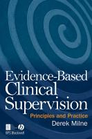 Evidence Based Clinical Supervision PDF