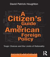 A Citizen s Guide to American Foreign Policy PDF