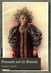 Peasant art in Russia