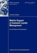 Mobile Support in Customer Loyalty Management