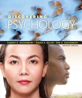 Discovering Psychology: Edition 7