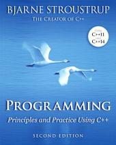 Programming: Principles and Practice Using C++, Edition 2