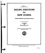 Sailing Directions for New Guinea