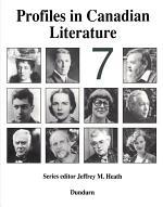 Profiles in Canadian Literature 7