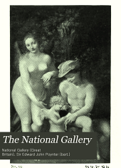The National Gallery: Volume 1
