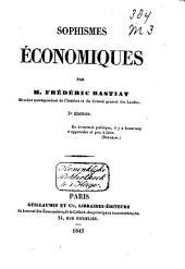 Sophismes économiques: Volume1