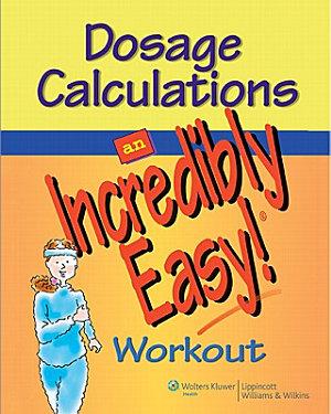 Dosage Calculations PDF