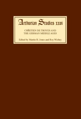 Chr  tien de Troyes and the German Middle Ages PDF