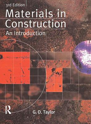 Materials in Construction PDF