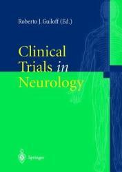 Clinical Trials in Neurology PDF