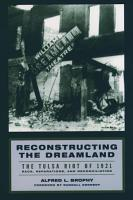 Reconstructing the Dreamland PDF