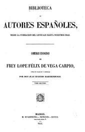 Biblioteca de autores españoles: Volumen 34