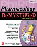 Pharmacology Demystified  Second Edition PDF