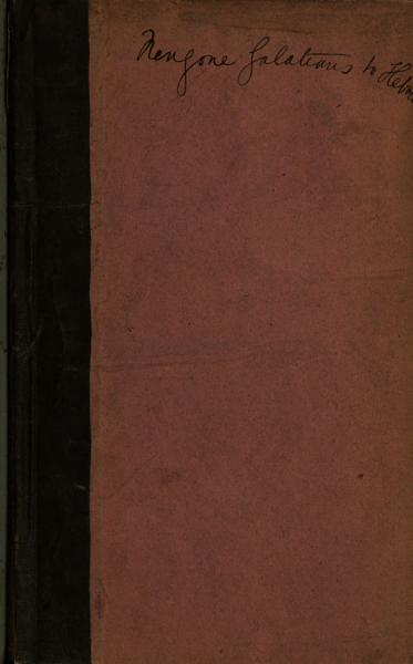 Tusi Ni Paulo Aposetolo Jeu O Re Si Galatia Followed By Ephesians Philippians Colossians Thessalonians 1 And 2 Timothy Titus Philemon And Hebrews Translated By Stephen M Creagh And John Jones