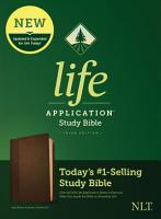 NLT Life Application Study Bible  Third Edition  Leatherlike  Dark Brown Brown  PDF
