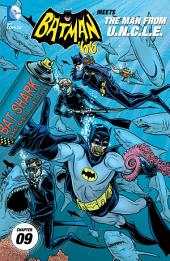 Batman '66 Meets The Man From U.N.C.L.E. (2015-) #9