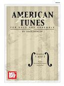 American Fiddle Tunes for Solo and Ensemble  Violin 1 And 2 PDF