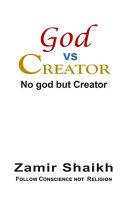 God Versus Creator Book