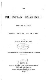 The Christian Examiner: Volumes 78-79