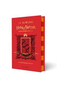 Harry Potter and the Chamber of Secrets   Gryffindor Edition Book
