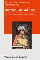 Between Text and Text PDF