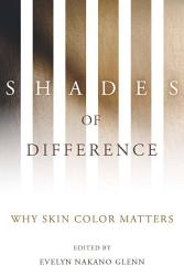 Shades Of Difference Book PDF