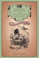 English Origins  Jewish Discourse  and the Nineteenth century British Novel PDF
