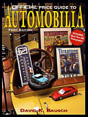 The Official Price Guide to Automobilia